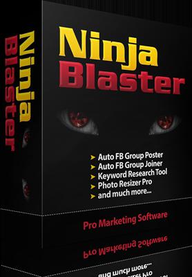 Ninja Blaster Box